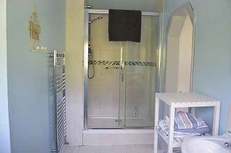 cabin shower room