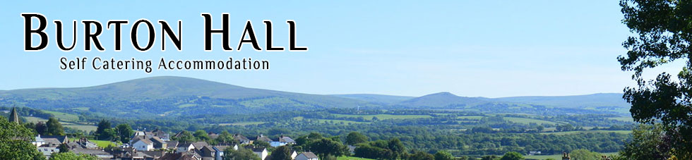 Burton Hall Self Catering Accommodation in Devon